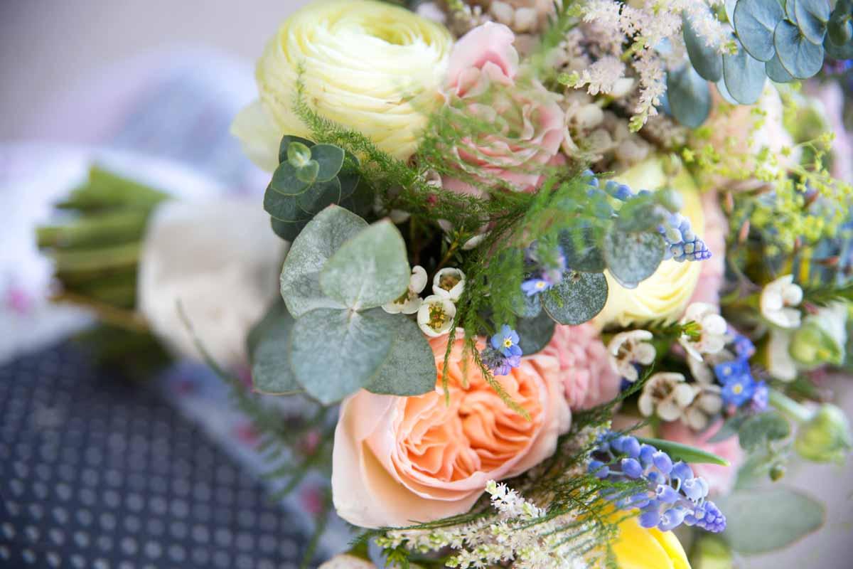 Wedding Bouquet, Emma Migden Photography