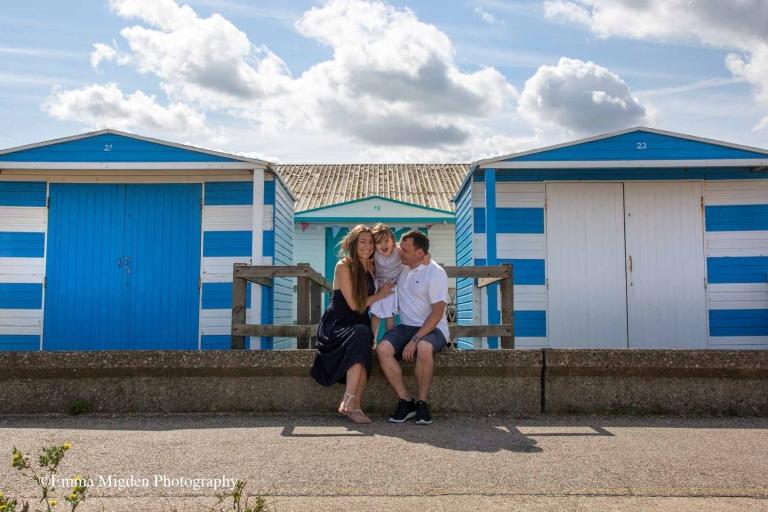 Kent Beach Portrait Session