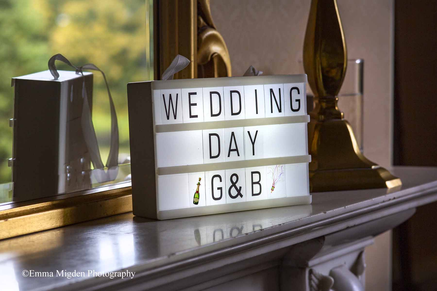 Quex Park Wedding//Emma Migden Photography//Gemma & Brandon