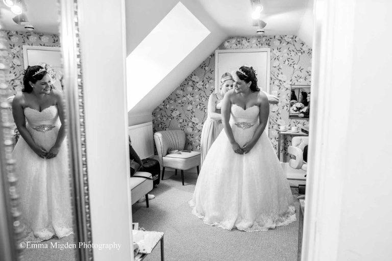 Hayne House Spring Wedding