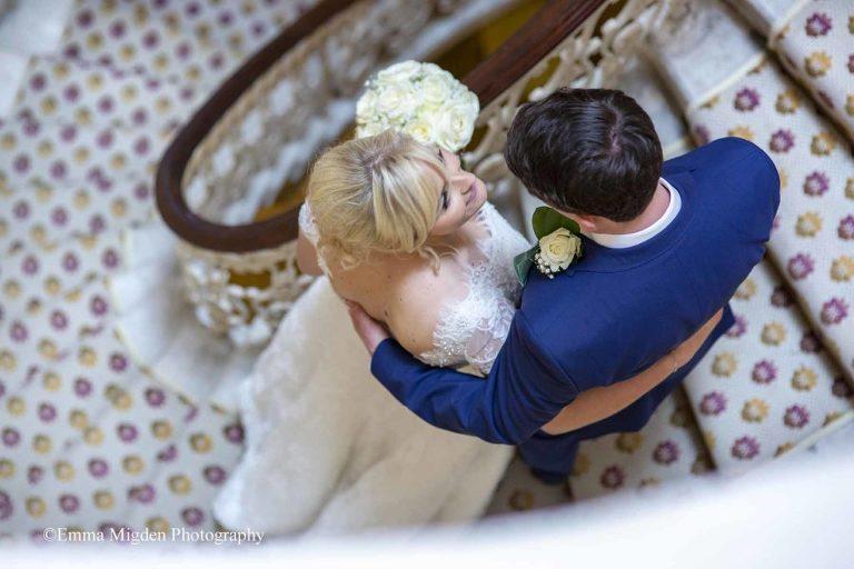 Danson House Intimate Wedding
