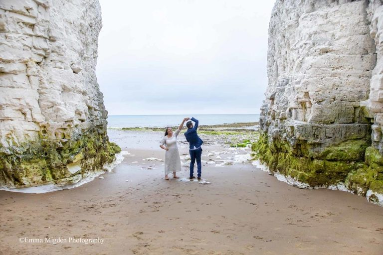 Botany Bay - Kent Wedding Photography
