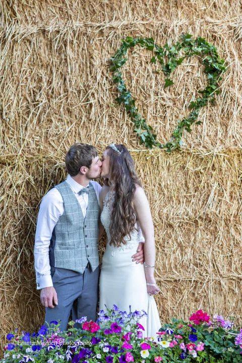 DIY Kent Farm Wedding