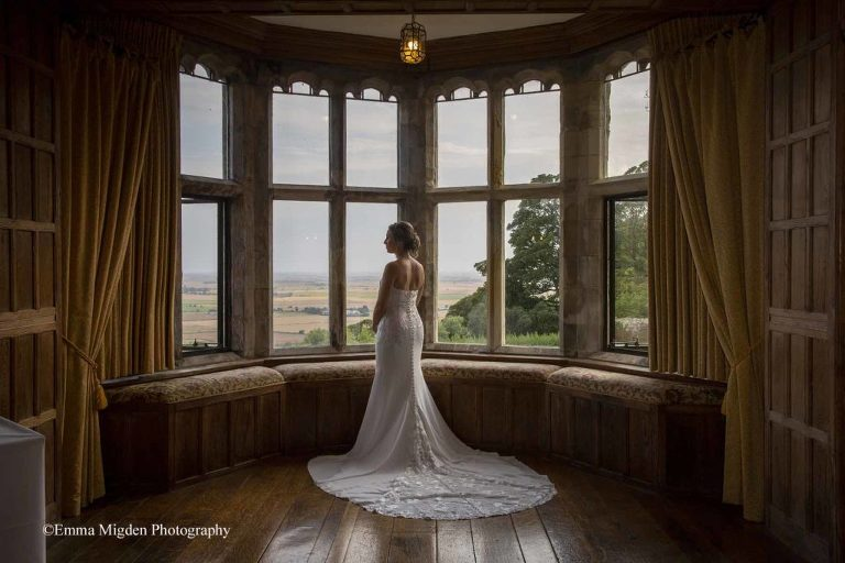 Lympne Castle - Kent Wedding