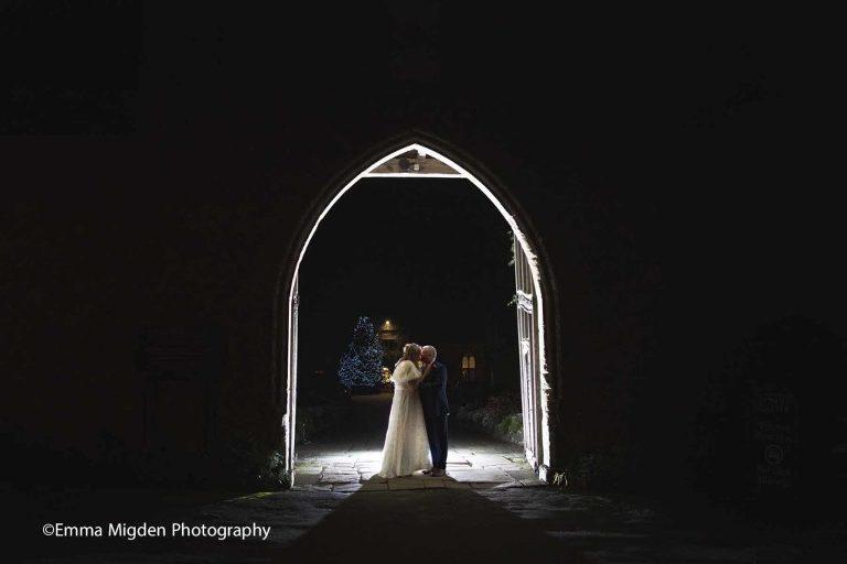 Lympne castle - Winter Wedding